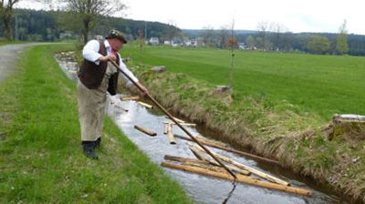 Exkursion am 05. Mai 2015 nach Straupitz (Spreewald)
